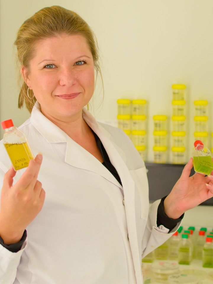 Ekaterina Nowak : Research Scientist and Lab Manager